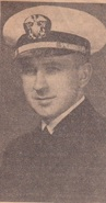 Ensign John W. Hitchcox