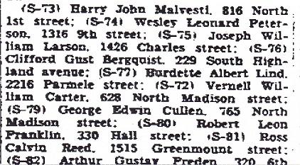 Harry John Malvesti