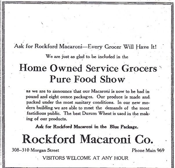 Rockford Macaroni 28
