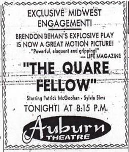 Auburn Theatre Quare Fellow 2
