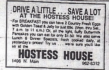 Hostess - 1
