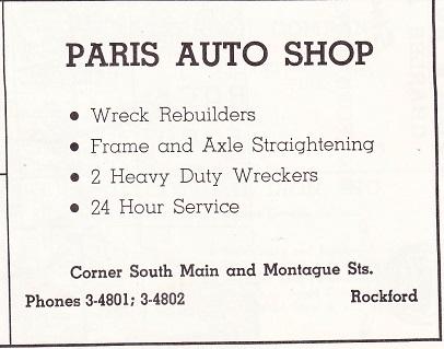 Paris Auto Shop