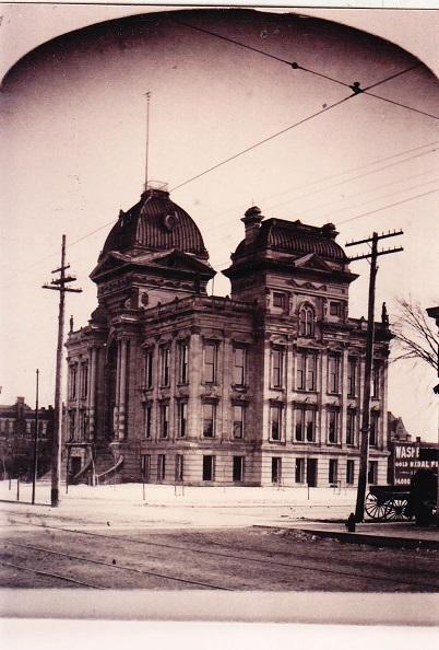 Winn Court House