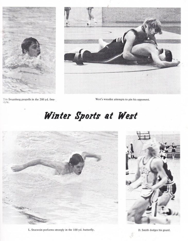 West - Sports