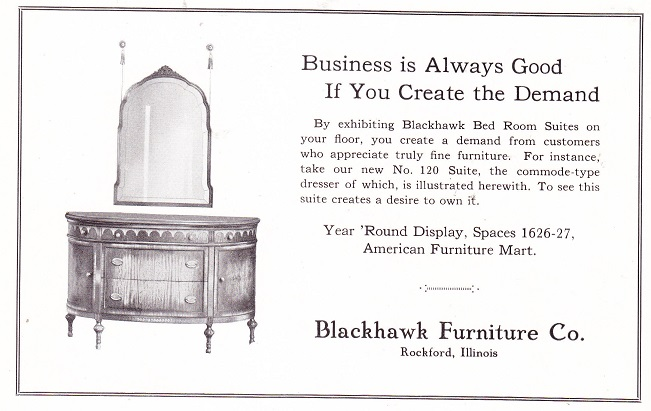 Blackhawk Furniture Co.