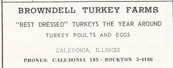 Browndell Turkey FArms