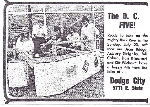 Dodge Raft