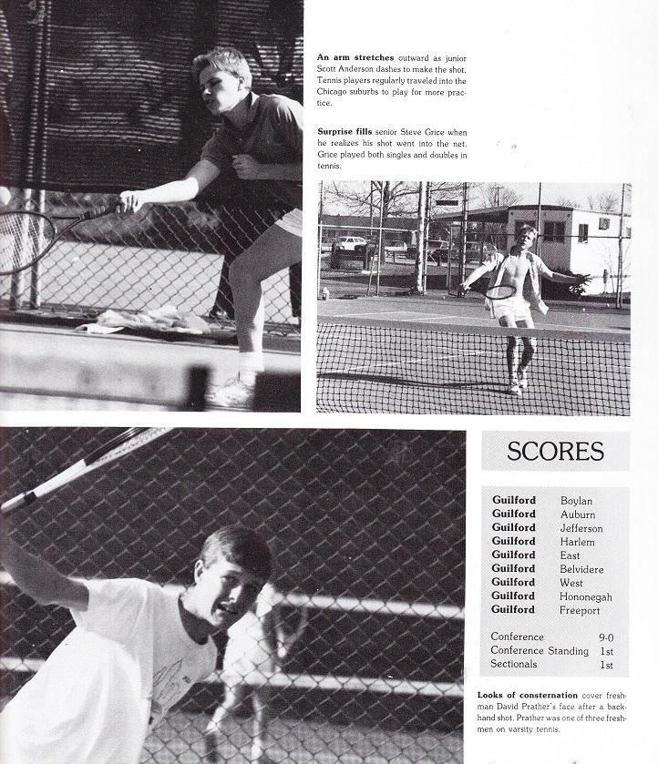 Guilford Tennis