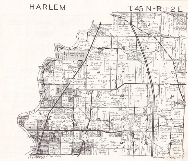 Harlem Township