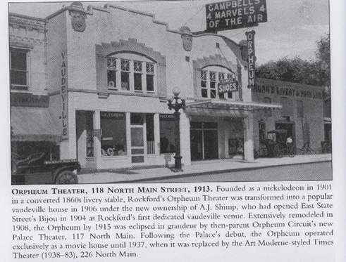 Orpheum Thearter