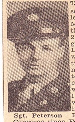 Sgt. Donald Peterson