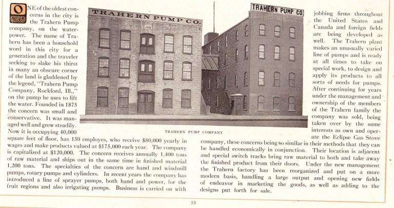 Trahern Pump Co.