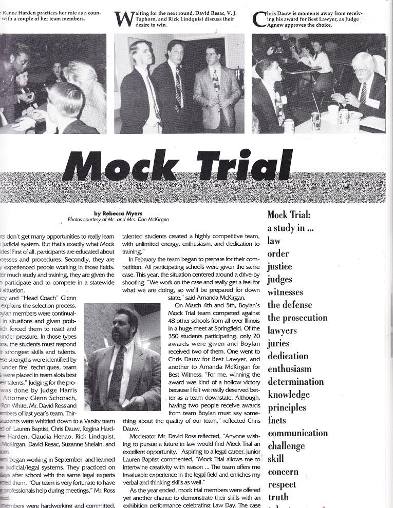 Mock Trial - 2