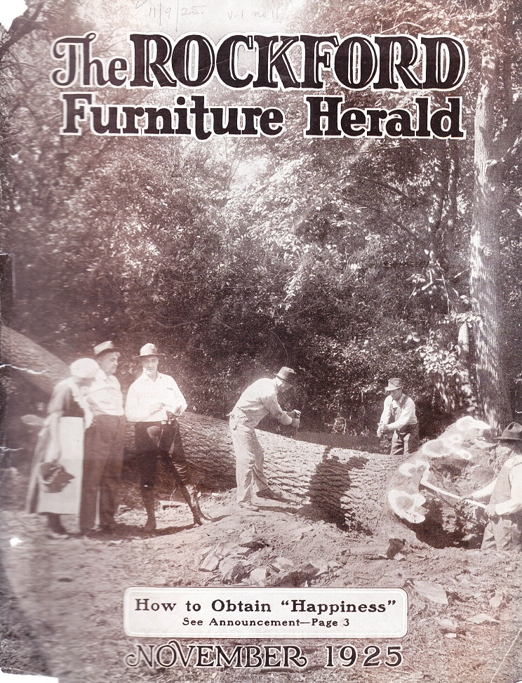 Rockford Furniture Herald Nov 25