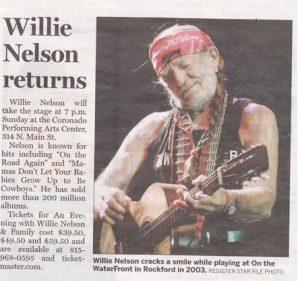Willie OTW