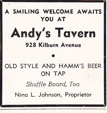 Andy's Tavern