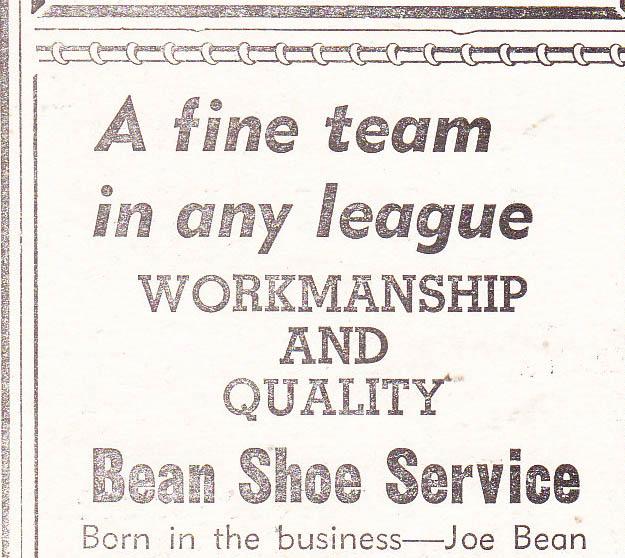 Bean's Shoe Service