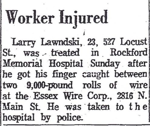 Essex Accident - 4
