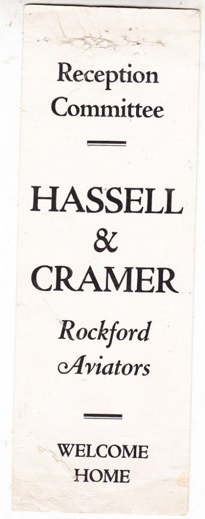 Hassell and Cramer