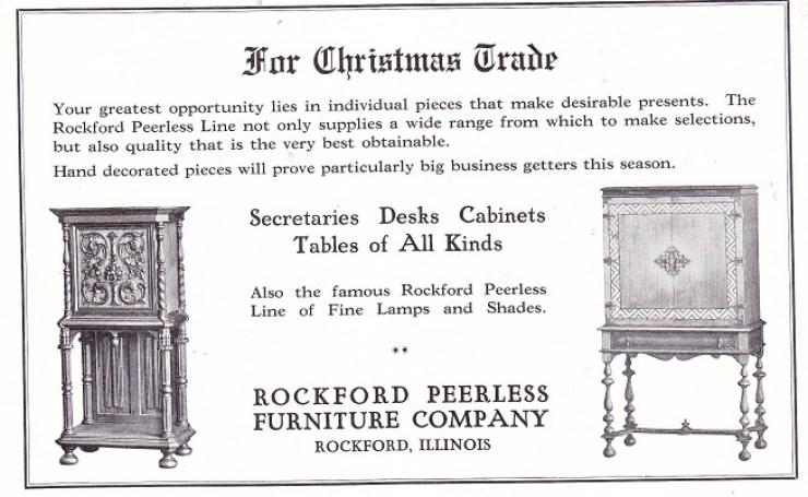 Rockford Peerless Furn