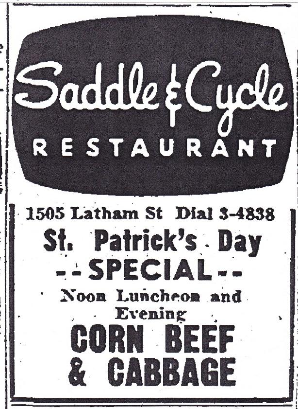 Saddle & Cycle Corn Beef