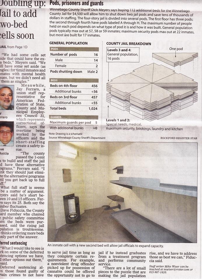 Winnebago County Criminal Justice Center