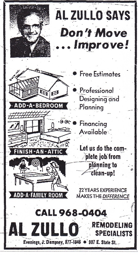 Al Zullo Remodeling Specialists