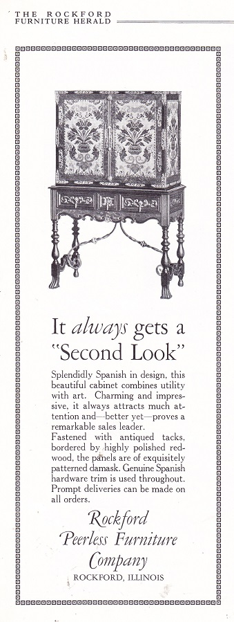 Rockford Peerless Furniture Co.