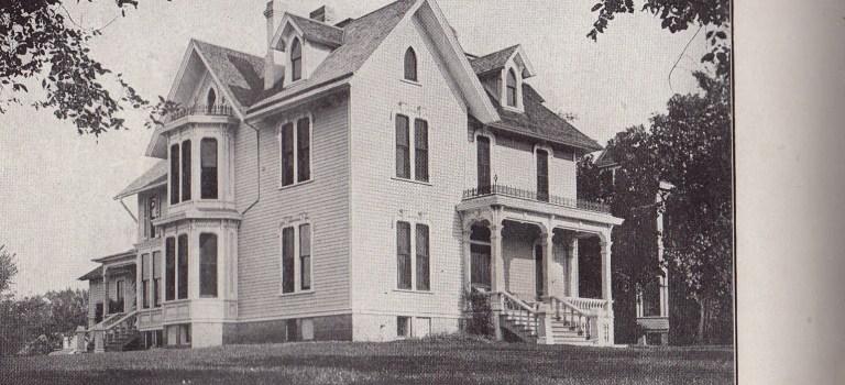 Residence of Andrew Ashton, North Court Street