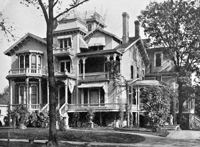 Ralph Emerson Home