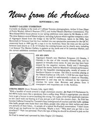 News from the Archives v01-3