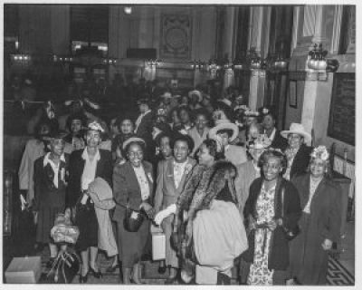 1948 Convention of the National Association of Colored Women