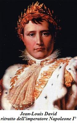 Jean-Louis David Emperor Napoleon