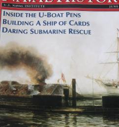 nh uboat cover 1  [ 1200 x 1600 Pixel ]