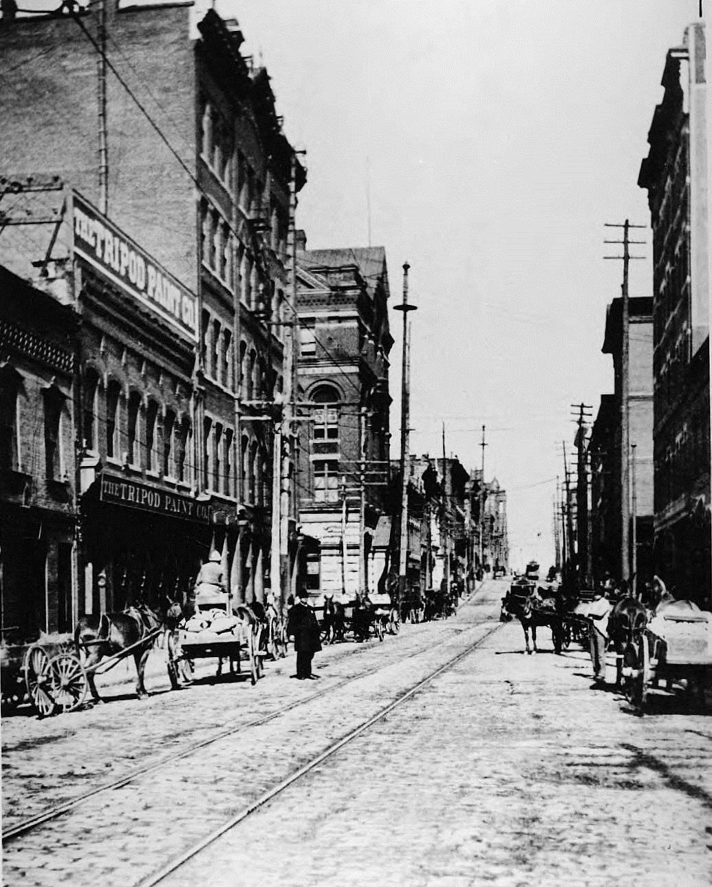 The Baker Bass Murder  History Atlanta