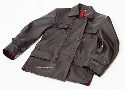 b9e798199 ww2 soviet tankers leather jacket