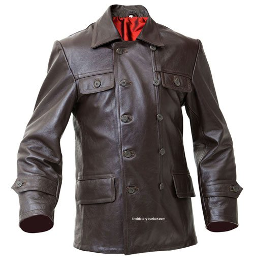 dd484698e ww2 soviet tankers leather jacket