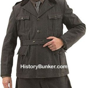 Reproduction WW1 and WW2 German and British uniforms for hire