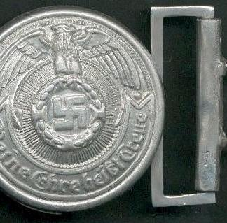 WW2 German belts and buckles