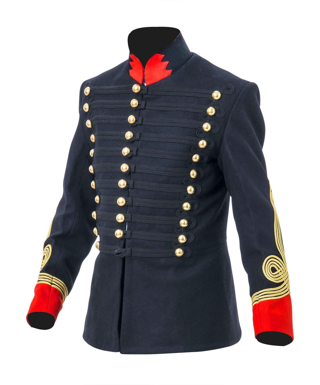 British Hussars Tunic Modern Day