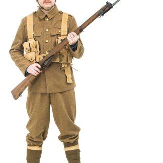 WW1 British Uniforms