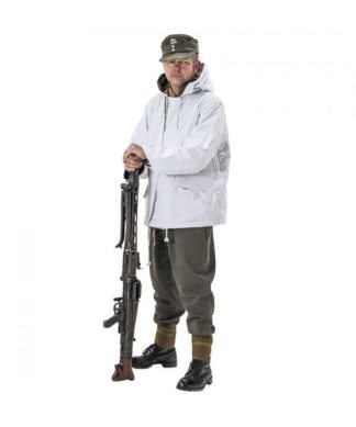 WW2 German Winter and Camoflage clothing
