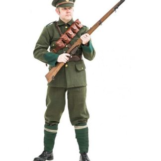 Irish volunteer uniform