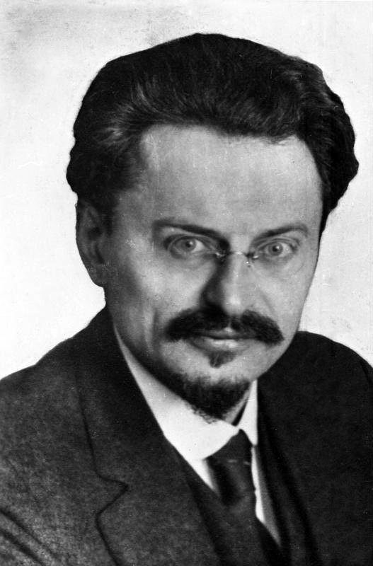 1940  Trotsky assassination  History Bytez