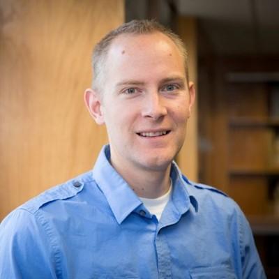Mark F. Anderson, MA