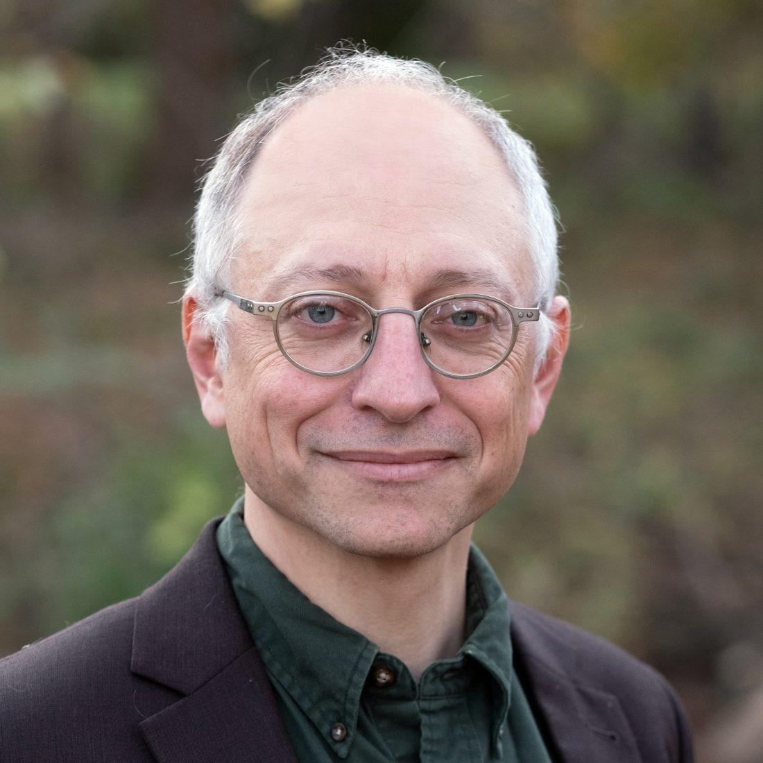 Zachary M. Schrag (Photo by Jim Cassatt)