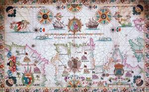 Caird Library - Atlas P11 - [NE Atlantic, Ireland to Cape Verde]
