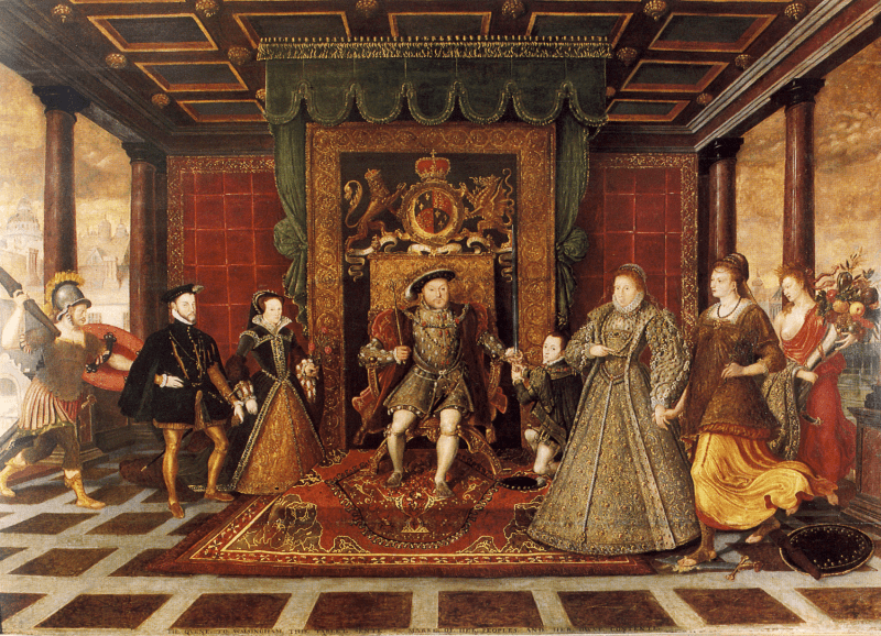 The Tudor Family