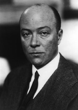 The first US ambassador to the Soviet Union following the Russian Revolution, William C. Bullitt, 1933