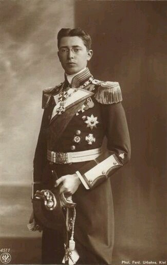 Prince Waldemar of Prussia